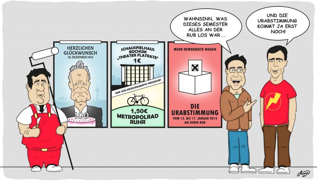 Urabstimmungen 2014 - MEHR DEMOKRATIE WAGEN